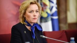 Carmen Dan, prima reacţie publică despre cazul poliţistului pedofil