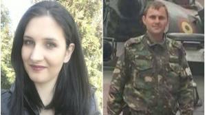 Militarul care şi-a ucis iubita într-un coafor din Titu a fost reţinut