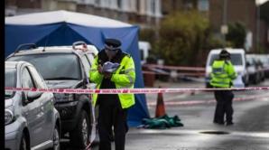 Crimă pe o stradă din Londra