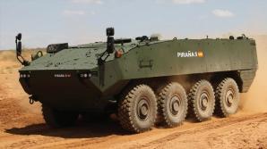 Astăzi se semnează la MApN contractul pentru achiziţia a 227 transportoare blindate Piranha 5