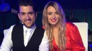 Eurovision 2018 Romania. Diana Dumitrescu şi Cezar Ouatu