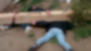 Şi-a văzut copiii striviţi de o bârnă de lemn, i-a fotografiat, apoi a făcut ASTA! Ce s-a întâmplat