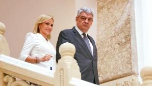 Gabriela Firea: Mihai Tudose va prelua o altă însărcinare politică, probabil în Parlament