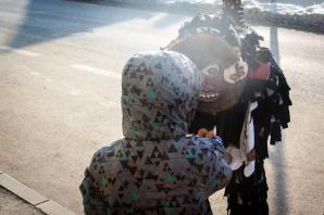 Fuga lolelor 2018, din Agnita. Foto: Cristina Bălău / Turnul Sfatului