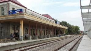 Condiţii inumane de călătorie pe ruta CFR Giurgiu-Bucureşti