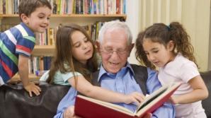 Ce se întâmplă cu bunicii care petrec mult timp cu nepoţii