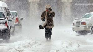 Ninsorile revin în forţă în România! Vezi unde ninge în weekend