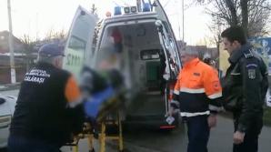 Scene halucinante la Călăraşi! Un bărbat, înjunghiat în plină zi, pe stadionul municipal din oraş