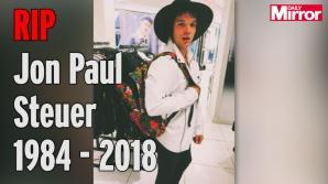 Jon Paul Steuer a murit