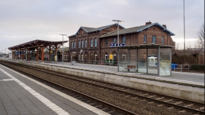 Român arestat în Gara Niebuell din Germania