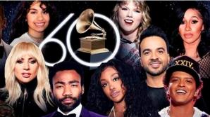 Premiile Grammy 2018