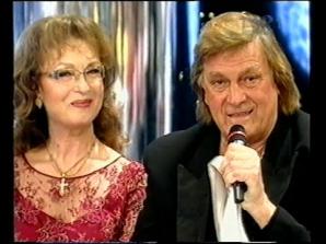 Florin Piersic şi Angela Similea
