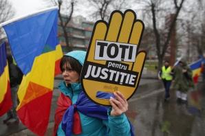 MARŞUL SPERANŢEI - Toate drumurile duc la Bucureşti. Mii de români ies, ASTĂZI, în stradă - LIVE / Foto: Inquam Photos / Octav Ganea