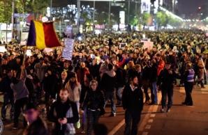 MARŞUL SPERANŢEI - Toate drumurile duc la Bucureşti. Mii de români ies, ASTĂZI, în stradă