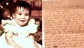 """O viaţă a fost """"oaia neagră"""". Apoi a deschis Biblia mamei şi a găsit o scrisoare terifiantă. Era..."""