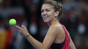Simona Halep, REACŢIE ULUITOARE după victoria de la Australian Open