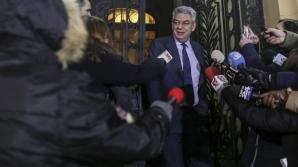 Premierul Mihai Tudose Foto:Inquam Photos / Octav Ganea