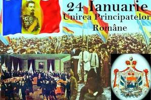 24 ianuarie - Mica Unire - Unirea Principatelor Române