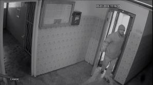 Suspectul ar fi agresat doi copii într-un lift din București