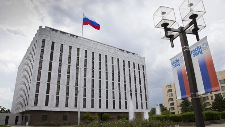 Ambasada Rusiei la Washington