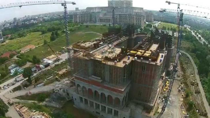 Francezii interesați de soarta Catedralei Mântuirii Neamului