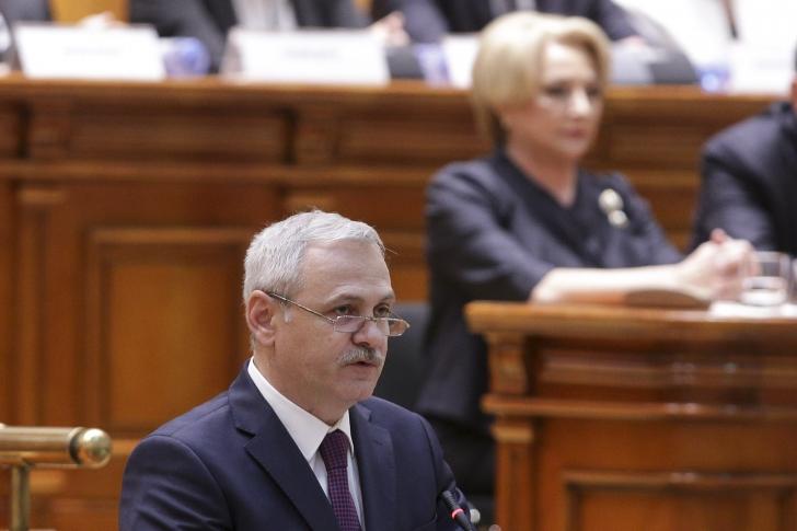 Liviu Dragnea, cuvinte de laudă pentru Viorica Dăncilă