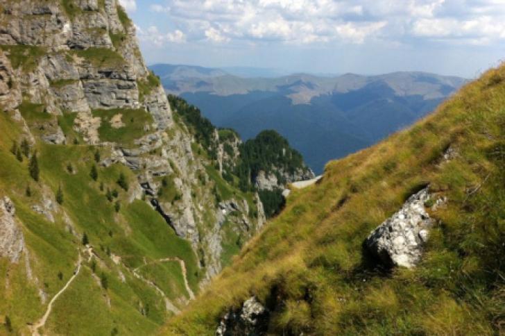 Cărarea ireală din România pe care oamenii dispar fără urmă. Puțini s-au încumetat s-o parcurgă