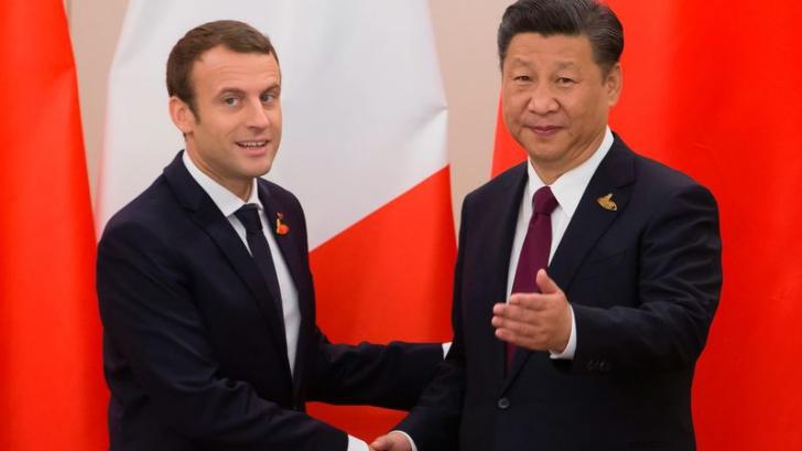 China şi Franţa au bătut palma în domeniul nuclear