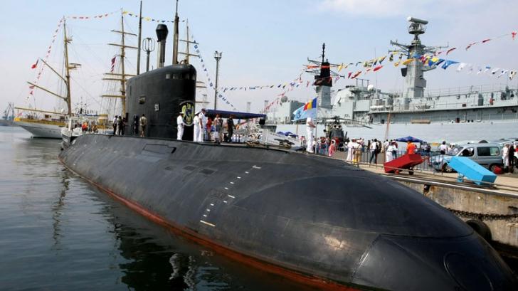 Singurul submarin al Forțelor Navale Române este nefuncțional
