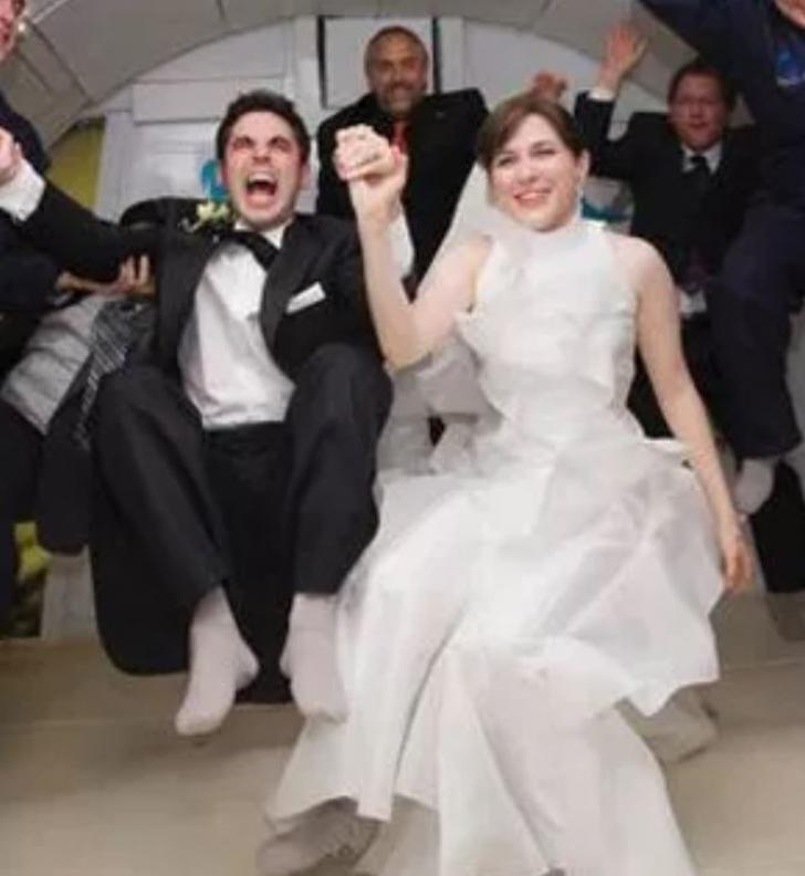 Top 7 cele mai bizare locuri pentru nuntă