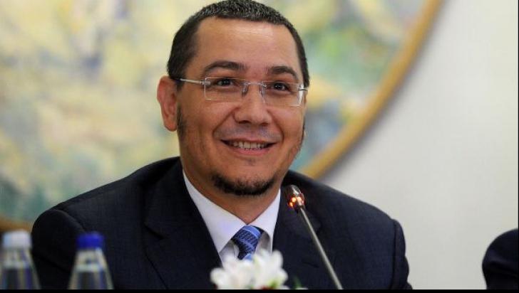 Victor Ponta, vizită fulger în capitala Serbiei