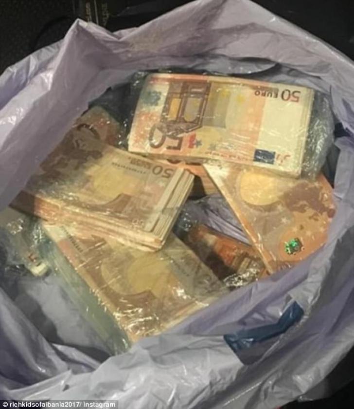 <p>Bogații din Albania șochează</p>