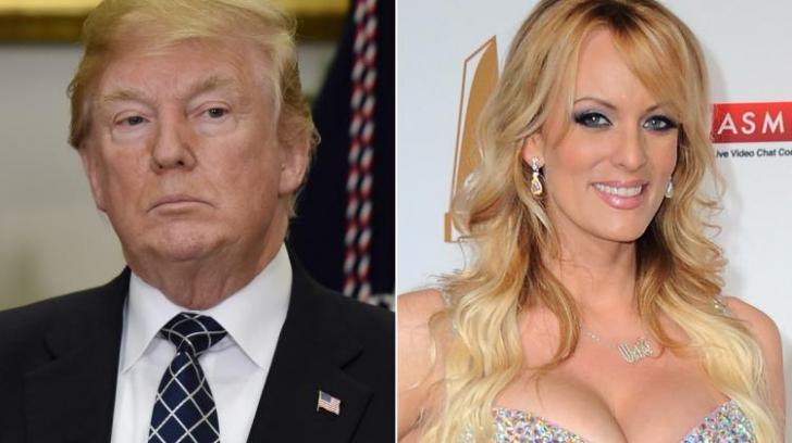 Scandal sexual cu Trump