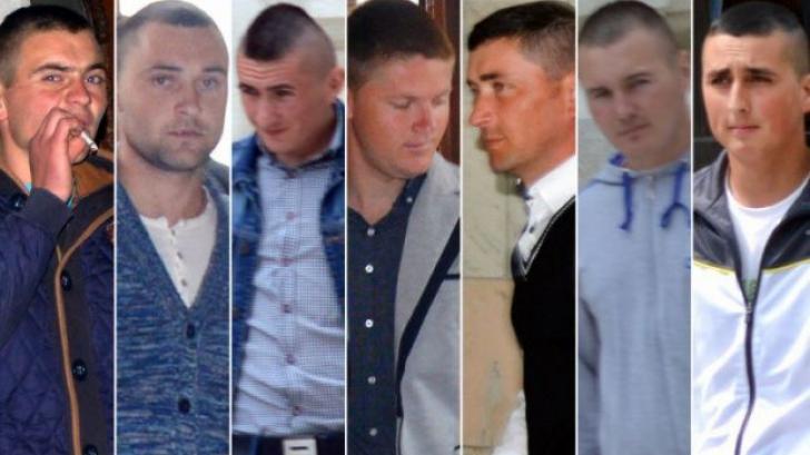Trei dintre cei şapte violatori din Vaslui se pregătesc de liberare condiţionată