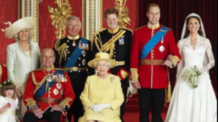 Inedit: Unde vor apărea Familia Regală a Marii Britanii