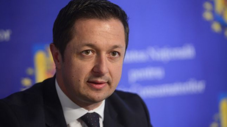 """Marius Dunca, ministrul Tineretului şi Sportului: """"Nu am favorizat nicio federație sportivă"""""""