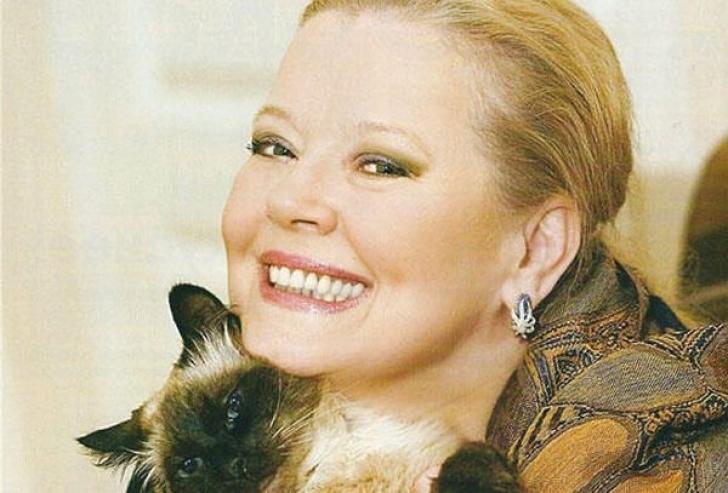 A murit o mare artistă din Rusia. Cântecul care a făcut-o celebră - VIDEO