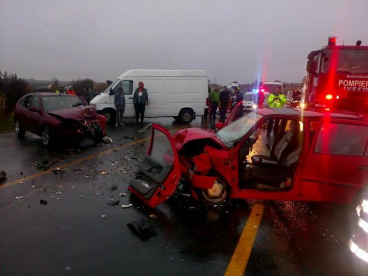 Accident mortal la Hunedoara