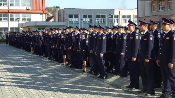 Admitere şcoli de poliţie 2018. MAI scoate la concurs 2.880 de locuri