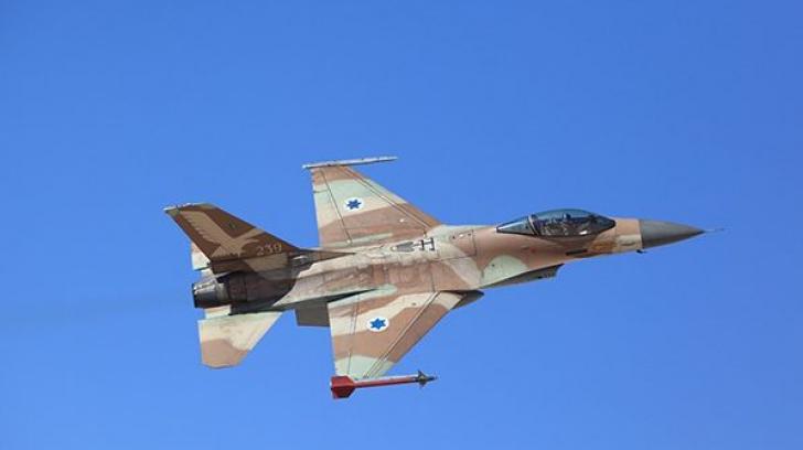 Bombardament al Israelului