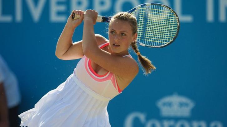 Ana Bogdan. Jucătoarea care a impresionat în circuitul WTA a dat o nouă lovitură!