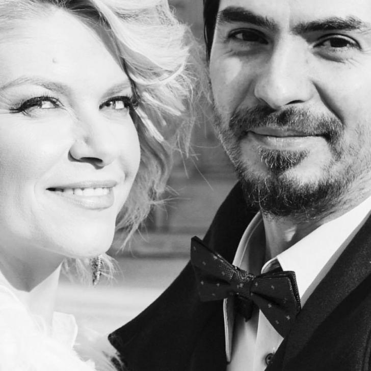 Andreea Marinescu s-a recăsătorit
