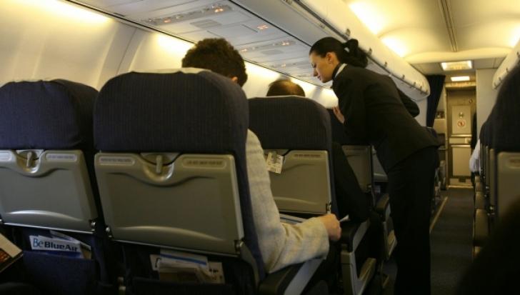 Incident neobișnuit, după aterizarea unui avion la Sibiu