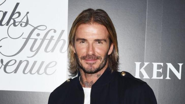 Decizie radicală a lui David Beckham. Fanilor nu le-a venit să creadă! (FOTO)