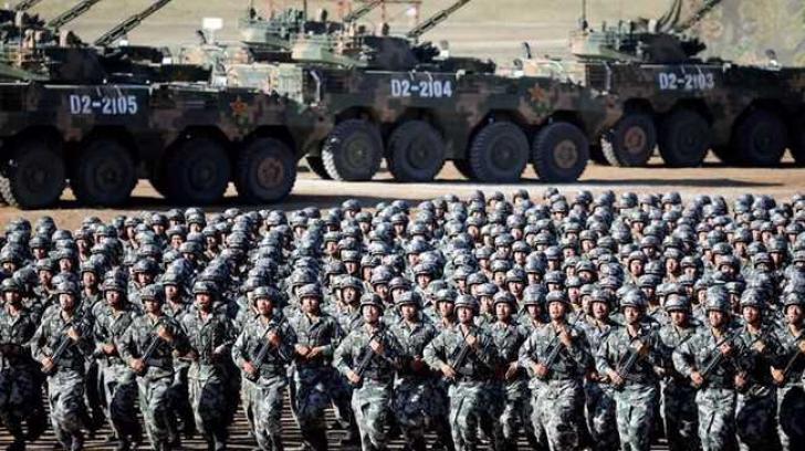 Cea mai mare armată a lumii a început pregătirile de RĂZBOI