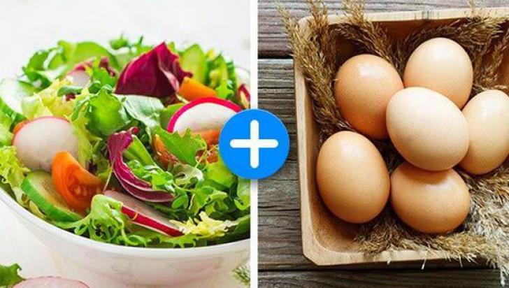 Combinațiile alimentare care te ajută să slăbești rapid. Nu te-ai fi gândit niciodată la ele!