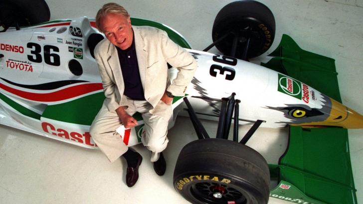 DOLIU în Formula 1. A murit! Lumea curselor îl plânge pe marele pilot