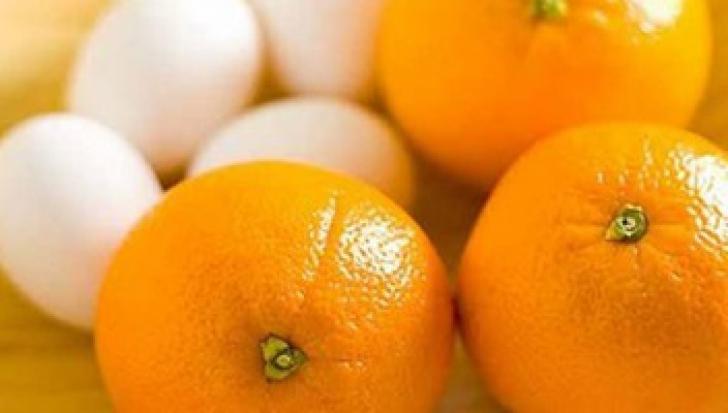 Cum să pierzi 14 kg în 15 zile, cu dieta cu portocale şi ouă