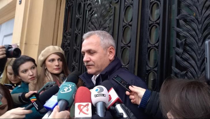 Liviu Dragnea la CEx PSD