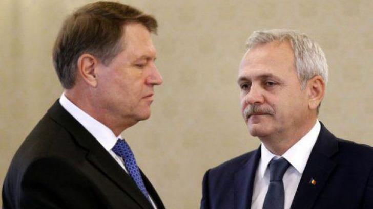 """Liviu Dragnea, răspuns la criticile președintelui privind """"țopăiala guvernamentală"""""""